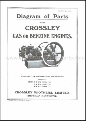 Crossley Books & Transfers