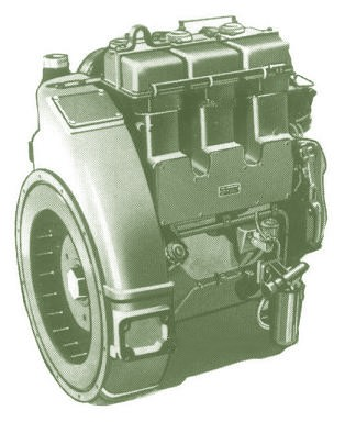 Lister HA, HR &amp; HL Engine Spares