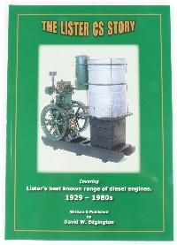 Lister Engine Books