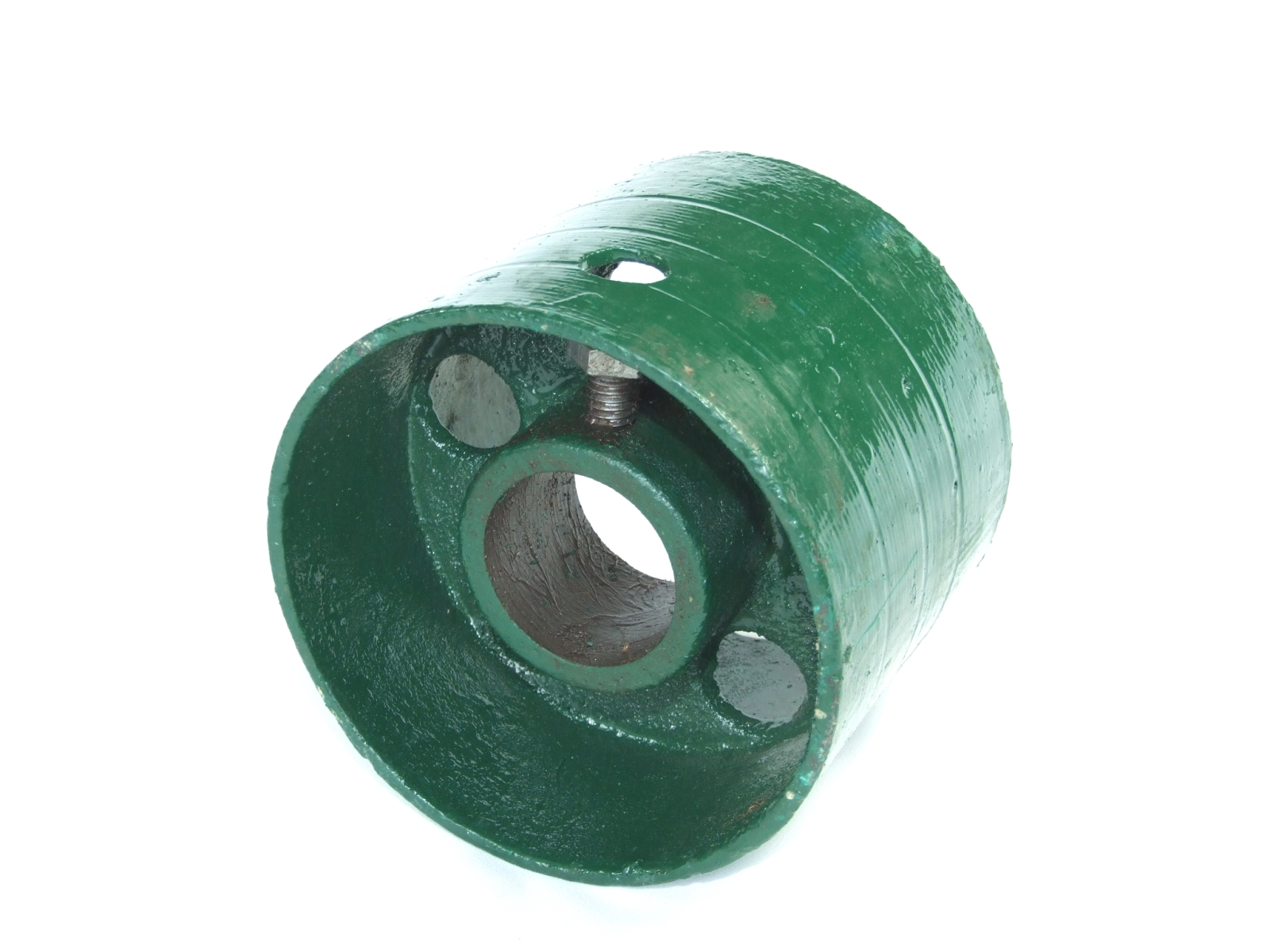 Flat Pulleys For Sale : Inch flat belt pulley by mounting pulleys quot bore