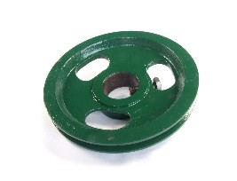 8 Inch A Profile V Belt Pulley For 1.5 Inch Shaft