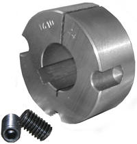 Taper Lock Bushes 1610