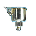 Nickel Plated Oil Cup 1/2 x 1/8 BSP