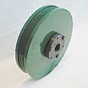 L Profile Poly V Pulleys (8 rib)