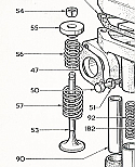 Petter AV &amp; AVA Valve Spring Sets