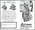 Lister Pumps For Household & Estate Duties Book