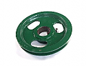 8 Inch Alternator V Belt Pulley For 2 Inch Shaft