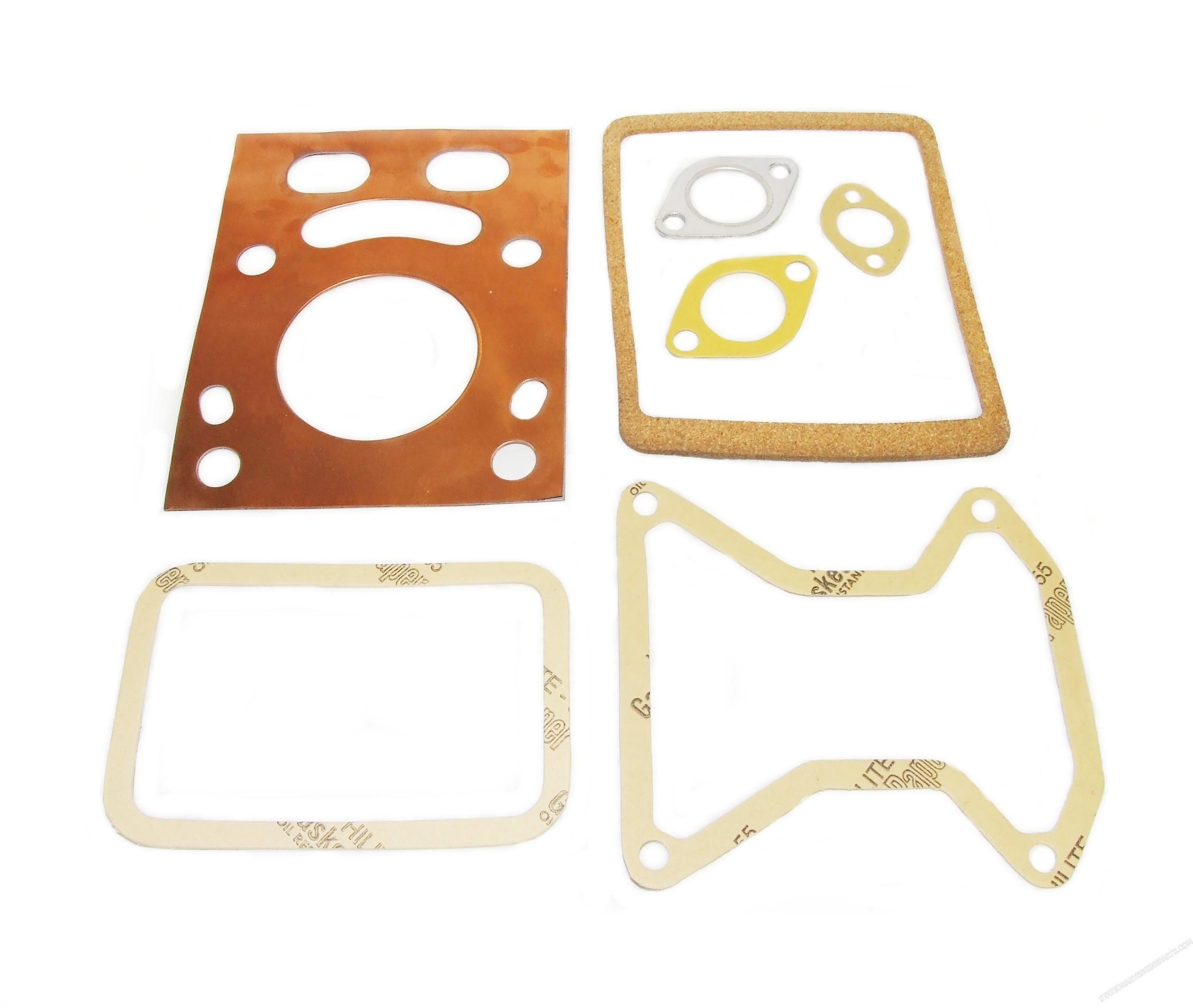 Gaskets & Joints