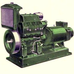Lister FR Engine Spares