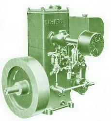 Lister D & DK Engine Spares