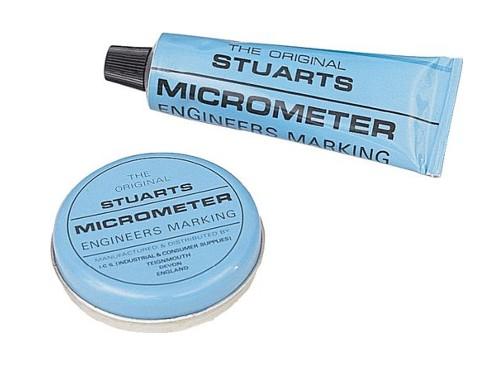 Stuarts Micrometer Blue