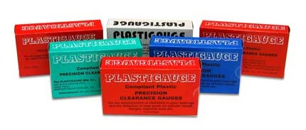 Plastigauge Packs