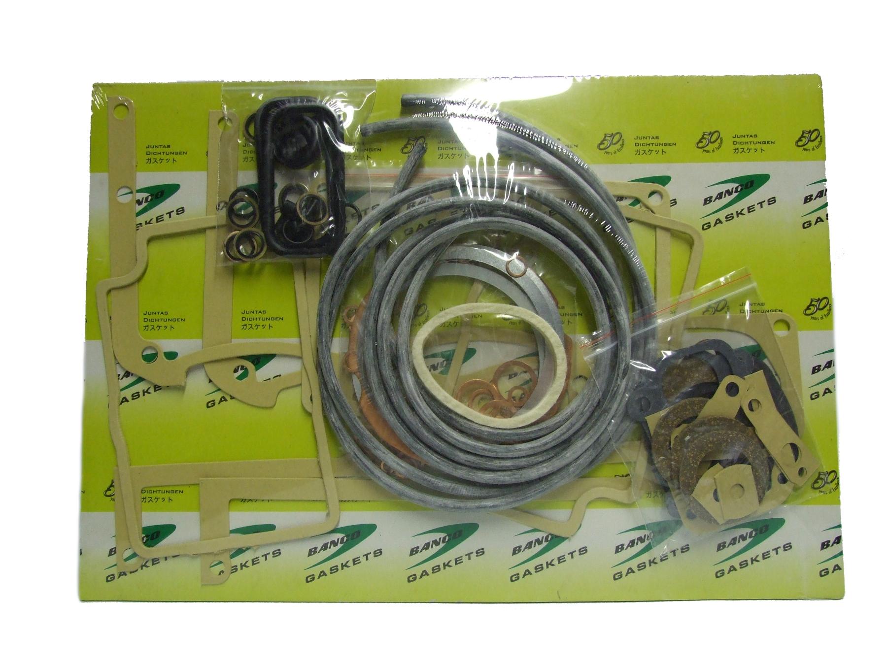 Full Gasket Set Equivalent to Lister Petter P//N 657-19686 Lister HR2 Overhaul