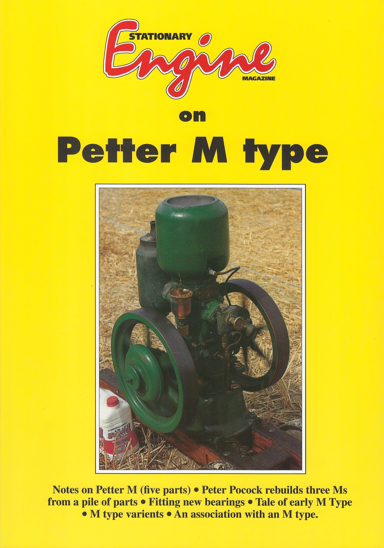 Petter M Type Engines