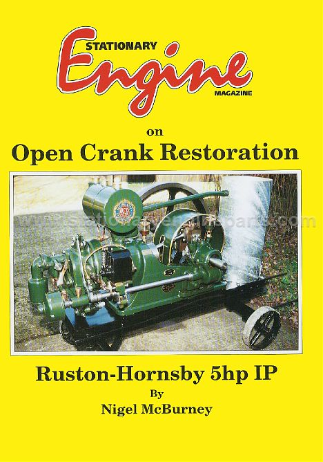 Wolseley stationary engine dating advice
