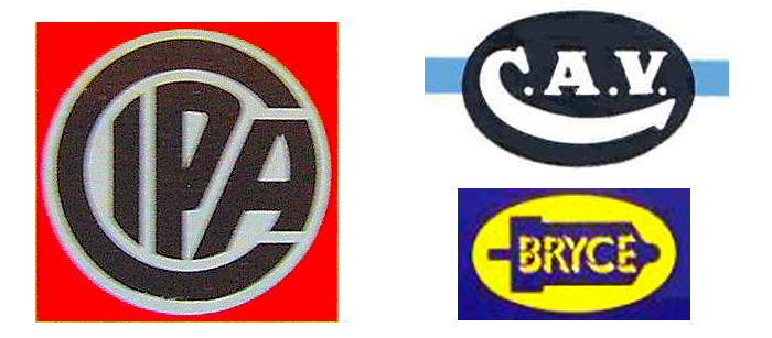 Fuel Injection Brand Logos 2