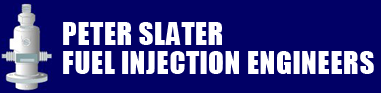 Peter Slater Fuel Injection Engineers Logo