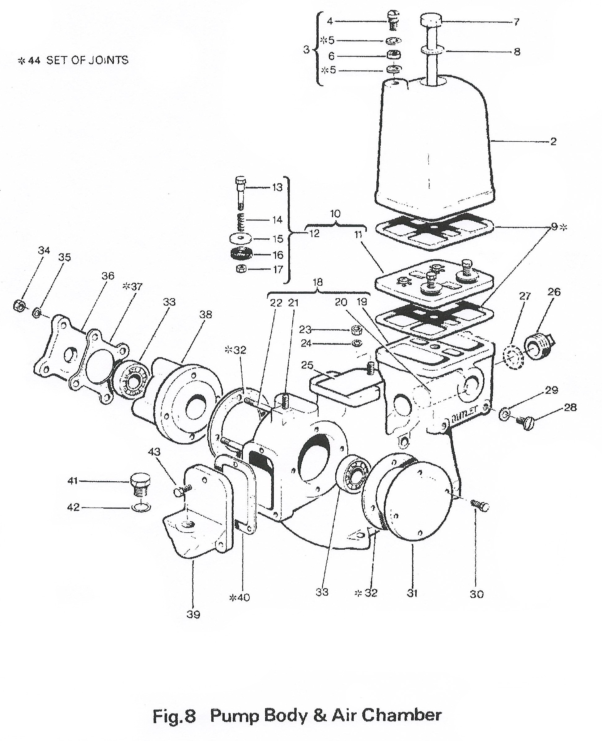 WRG-9159] 2 5 Engine Exploded Diagram